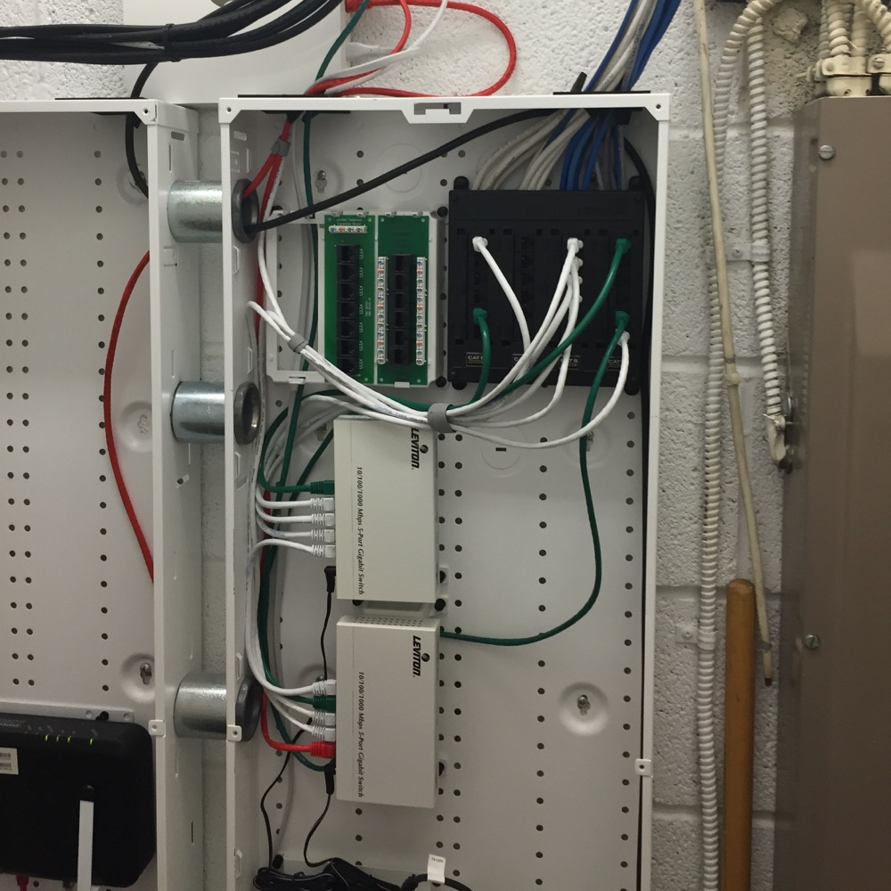Leviton Snp 720 Consulting Llc Structured Wiring Ups Img 0835